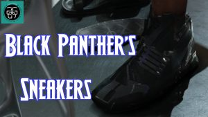 Ep. 14  Black Panther's Sneakers