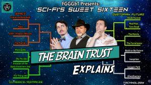 *Bonus* Sci-Fi's Sweet 16 Bracket Discussion