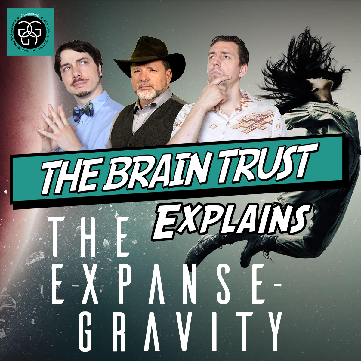 Ep. 42 The Expanse – Gravity