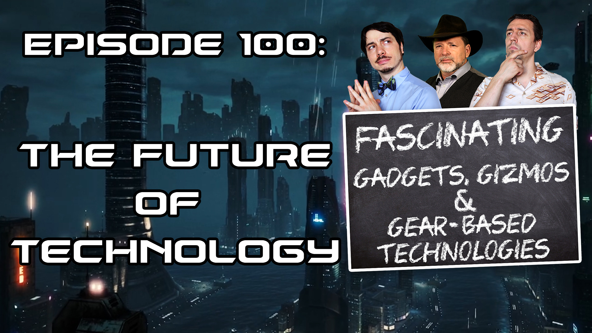 Read more about the article Ep. 100 The Future of Technology