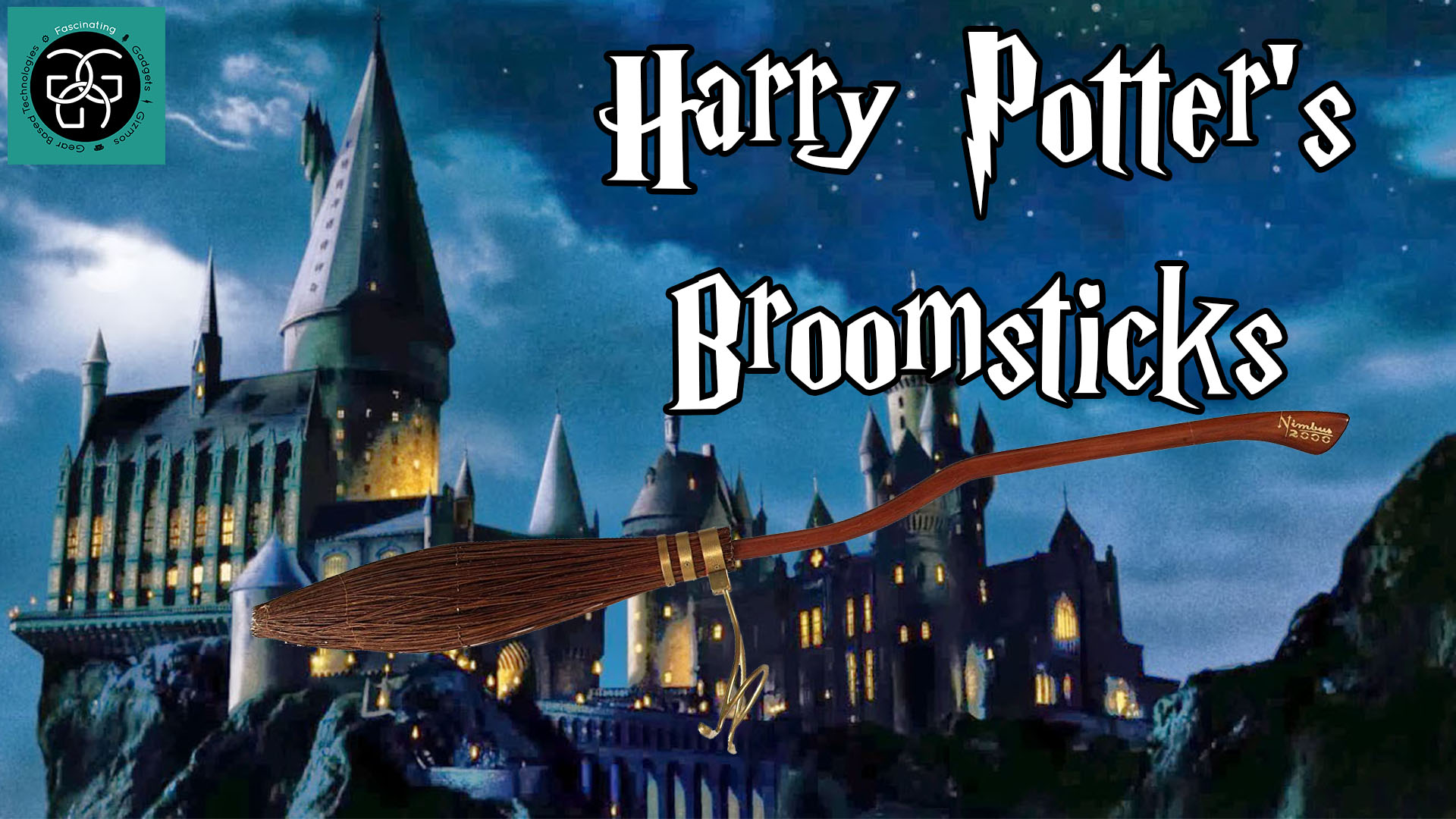 Ep. 16 Harry Potter's Broomstick