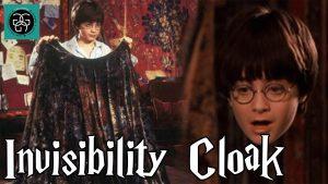 Ep. 31 Invisibility Cloak