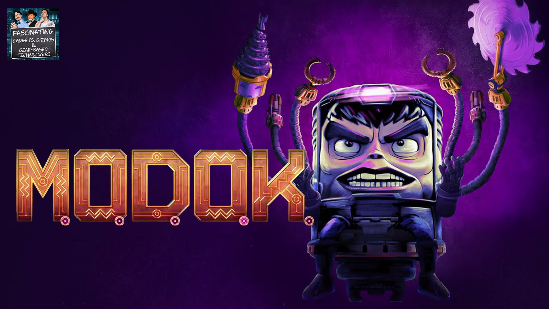 Read more about the article Ep. 98 M.O.D.O.K.