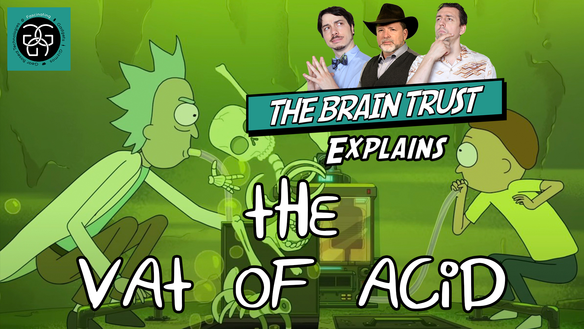 You are currently viewing Ep. 53 The Vat of Acid