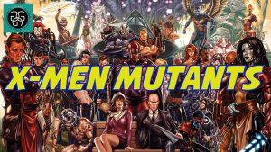Ep. 24 X-Men Mutants