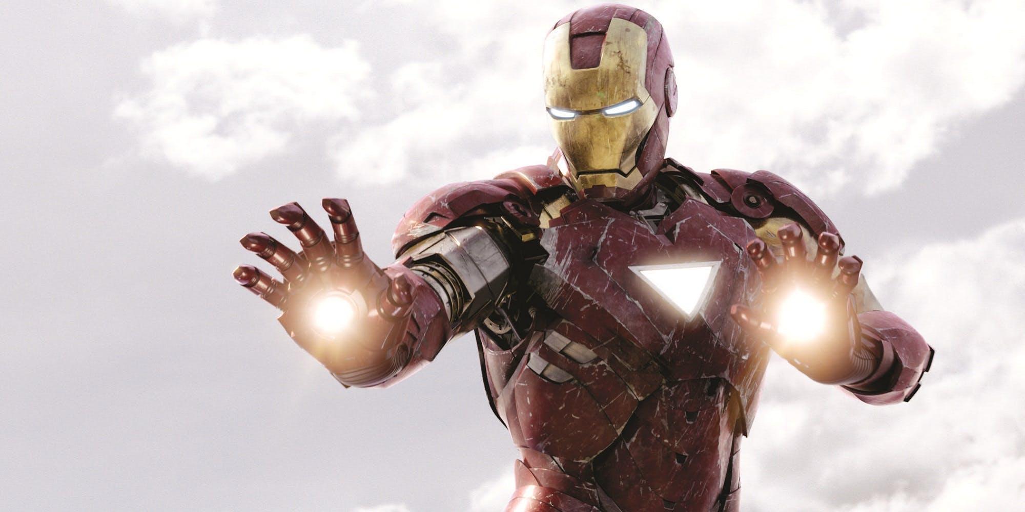 Ep. 09  Iron Man's Armor